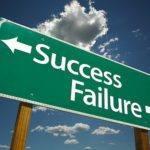 L'angoisse de l'échec